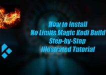 Install No Limits Magic Kodi Build