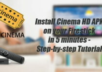 Install Cinema HD APK
